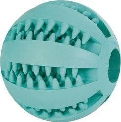 Klasyczna piłka z otworem i wypustkami - dentystyczna - 6,5 cm