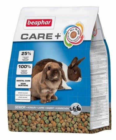 Kompletna, zbilansowana karma dla królików w starszym wieku - 1,5 kg