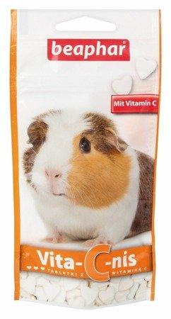 Witamina C w tabletkach dla świnki morskiej - 50 g