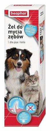 Żel do wygodnego mycia zębów psów i kotów - 100 g