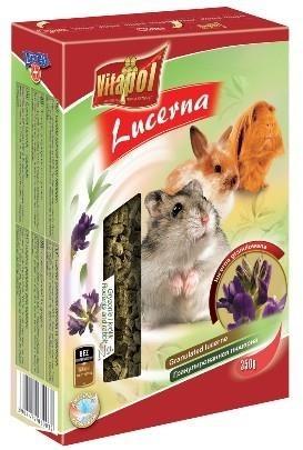 Granulowana lucerna dla gryzoni - 350 g