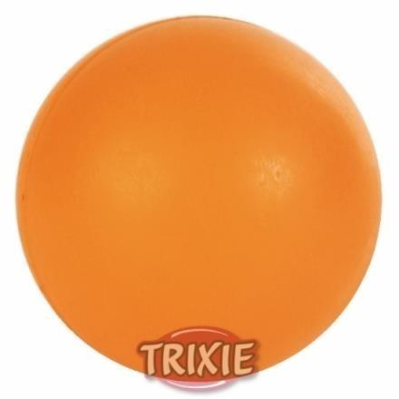 Gumowa piłka twarda dla psa - 8,5 cm
