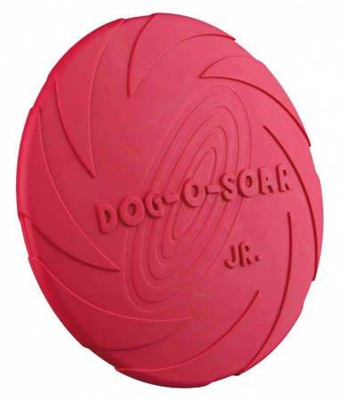Gumowy dysk frisbee dla psa - 18 cm