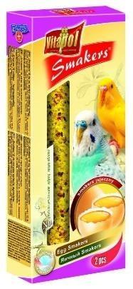 Jajeczne kolby dla papużek falistych - 2 sztuki
