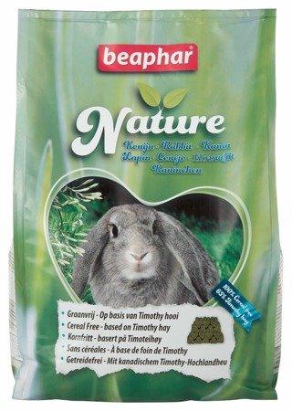 Karma Super Premium dla dorosłych królików Nature Cuni 3kg