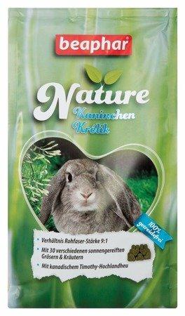 Karma Super Premium dla dorosłych królików Nature Cuni 750g