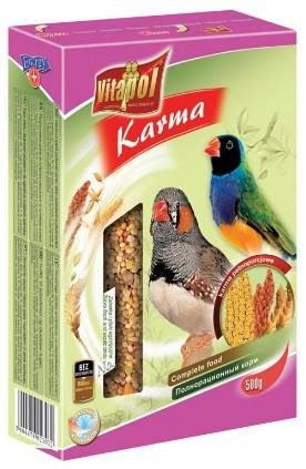 Karma dla zeberek i ptaków egzotycznych - 500 g