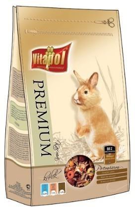 Karma z półki premium dla królików - 900 g