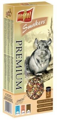 Kolby premium dla szynszyli - 2 sztuki