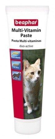 Pasta multiwitaminowa dla kotów Multi-Vitamin Paste duo-active 100g