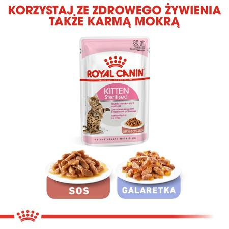 Royal Canin Second Age Kitten Sterilised 400g