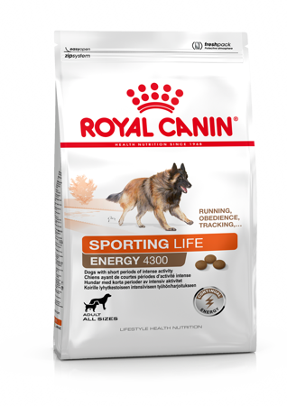 Royal Canin Sporting Life Energy 4300 15kg