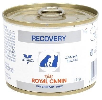 Royal Canin Veterinary Diet Cat & Dog Recovery puszka 195g