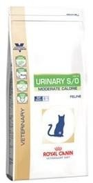 Royal Canin Veterinary Diet Cat Urinary S/O Moderate Calorie UMC 34