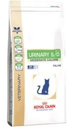 Royal Canin Veterinary Diet Cat Urinary S/O Moderate Calorie UMC 34 400g