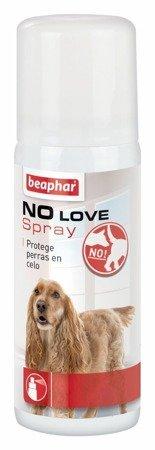 Spray neutralizujący zapach suk w czasie cieczki No Love 50 ml