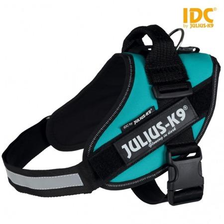 Szelki Julius-K9 IDC® dla psa turkusowe