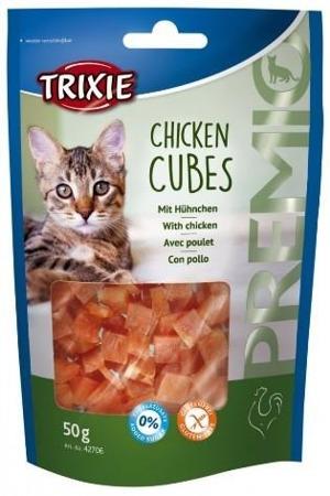 Trixie Premio Chicken Cubes z kurczakiem 50g