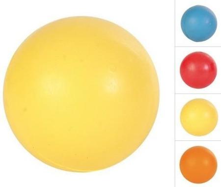 Twarda, gumowa piłka dla psa - 7,4 cm