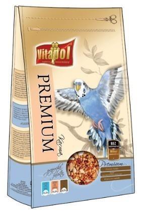 Pokarm jakości premium przeznaczony dla papużek falistych - 1 kg