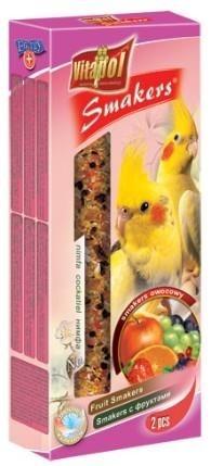 Kolby owocowe dla papug nimf - 2 sztuki