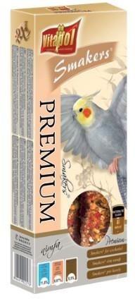 Kolby premium dla papużek nimf - 2 sztuki
